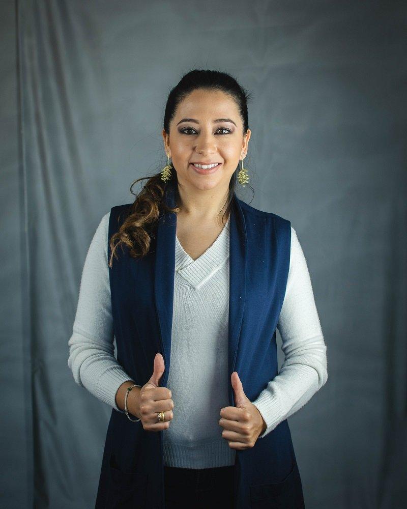 Gina Ibarra - Mentora